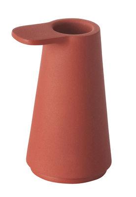 Bougeoir Grip - Muuto rouge foncé en métal
