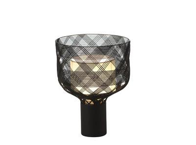 Lampe de table Antenna Small - H 26 cm - Forestier noir en métal