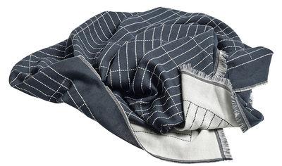 Déco - Textile - Plaid Checked Out / 190 x 130 cm - Lana - Hay - Vert - Laine Mérinos