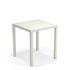 Nova quadratischer Tisch / Metall - 70 x 70 cm - Emu