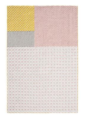 Decoration - Rugs - Silaï Rug - 171 x 258 cm by Gan - Pink - Wool