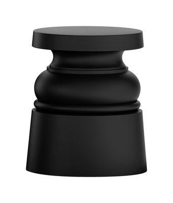 Image of Sgabello Container New Antique - H 44 cm di Moooi - Nero - Materiale plastico