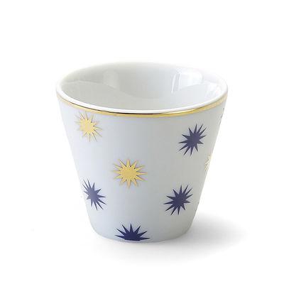 Arts de la table - Tasses et mugs - Tasse Volta / Ø 6,5 x H 6 cm - Bitossi Home - Etoile - Porcelaine
