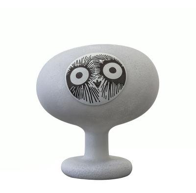 Decoration - Children's Home Accessories - Linnut Palturi LED Wireless lamp - / Glass-effect plastic by Magis - White / Black - Roto-moulded polycarbonat