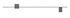 Applique Structural LED / L 240 cm - Vibia