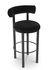 Fat Bar chair - / Velvet - H 75 cm by Tom Dixon