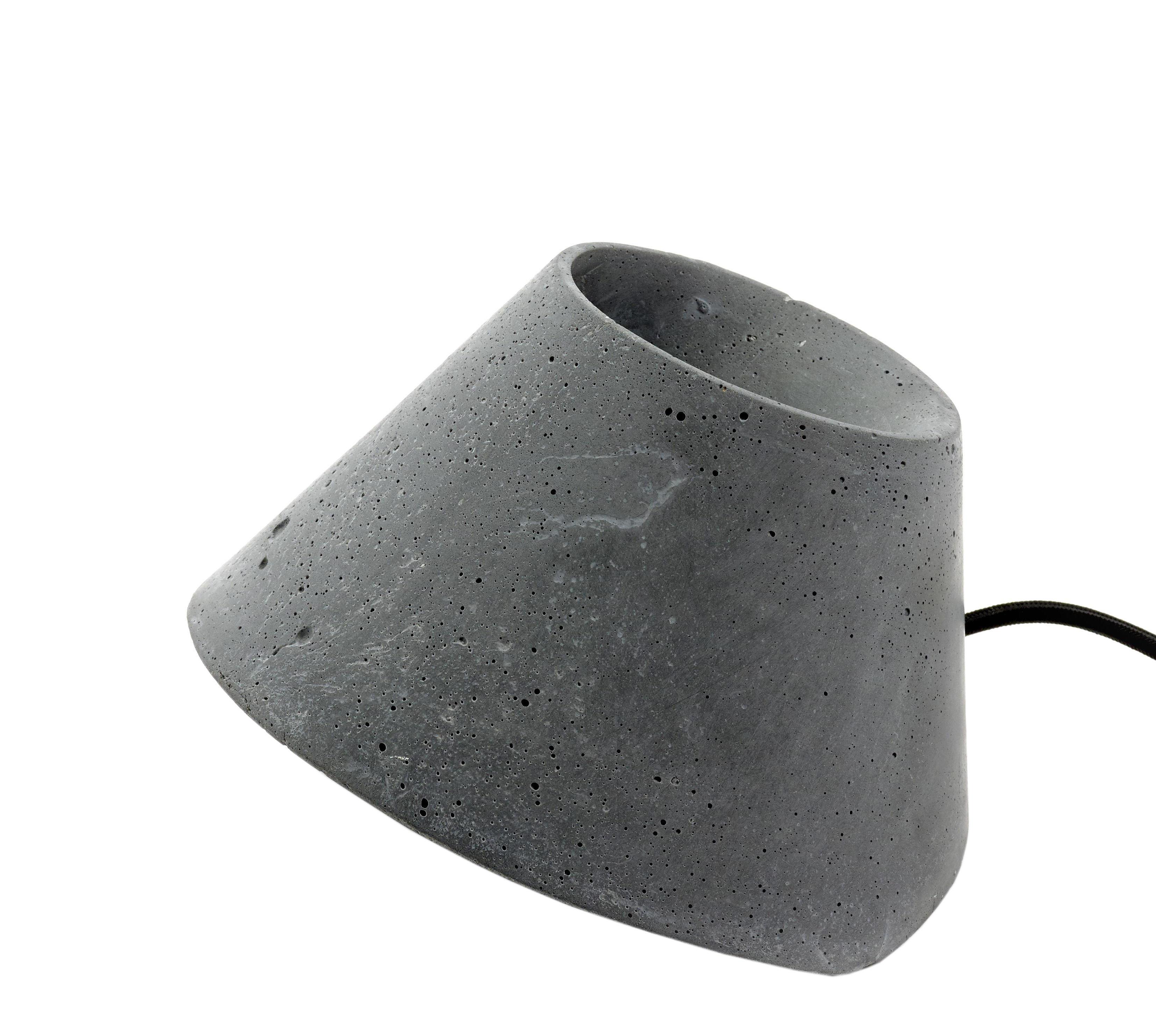 Illuminazione - Lampade - Lampada da posa Eaunophe - / Cemento - Dimensione S di Serax - Grigio - Calcestruzzo