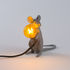 Lampada da tavolo Mouse Sitting #2 - / Topo seduto di Seletti