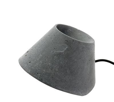 Lampe à poser Eaunophe / Béton - Taille S - Serax gris en pierre