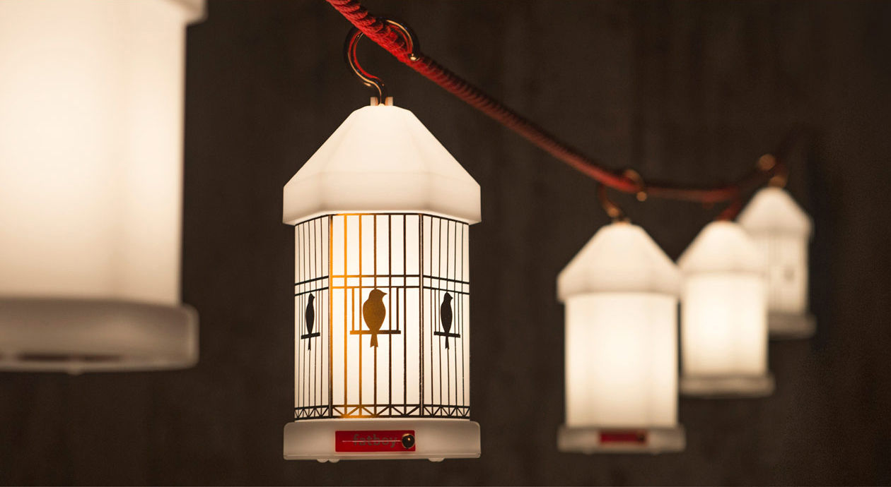 lampe ohne kabel von fatboy aquablau l 200 x l 90 x h. Black Bedroom Furniture Sets. Home Design Ideas