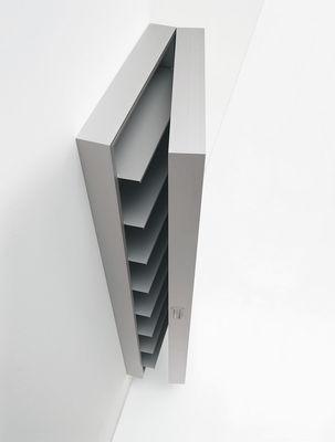 Shoe Rack Foot Box By Kristalia Metal Made In Design Uk