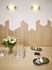 Gude Wall light - / L 36 cm by SAMMODE STUDIO