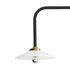 Applique con presa Hanging Lamp n°5 - / H 100 x L 90 cm di valerie objects