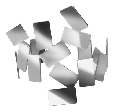 Accessories -  Jewellery - Maestrale Bracelet by Alessi - Polished metal - Stainless steel 18/10