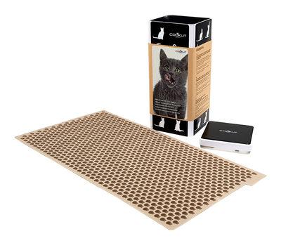 Moule à croquettes pour chat Cookat /+ recettes & boîte conservation - Cookut blanc,noir en matière plastique