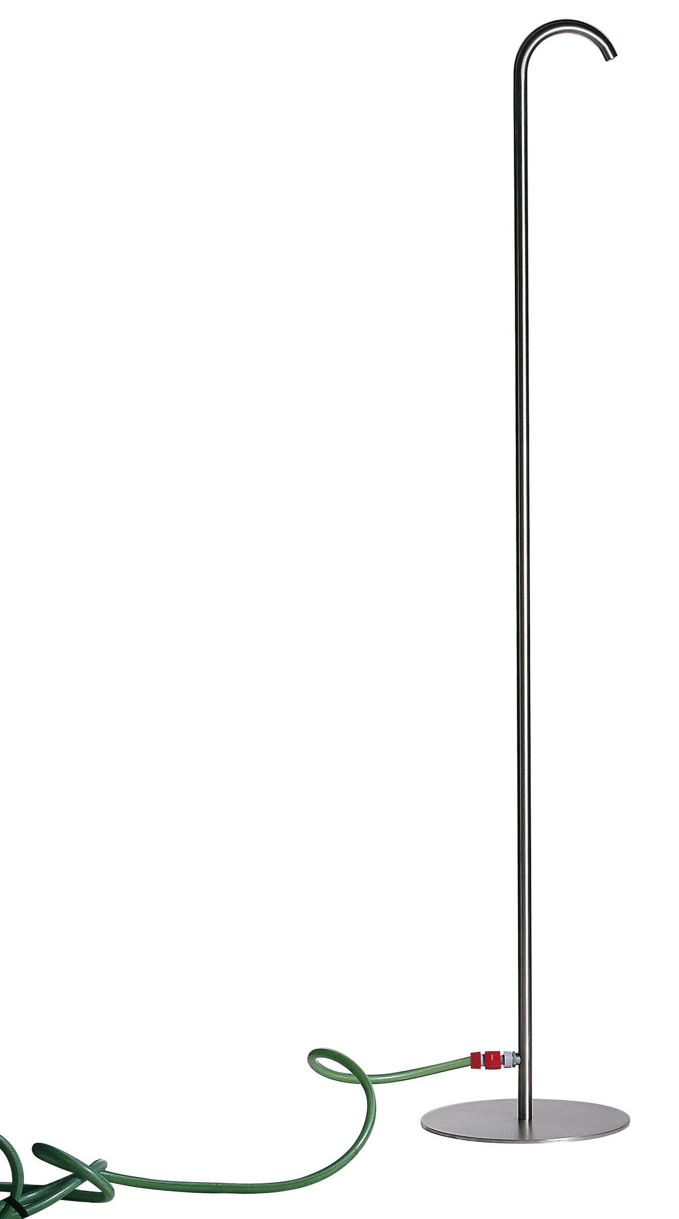 Outdoor - Showers - Screw Outdoor shower by Coro - Steel - Stainless steel