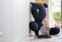 Pouf CO9 XS Velvet / Lapin velours - L 180 cm - Fatboy