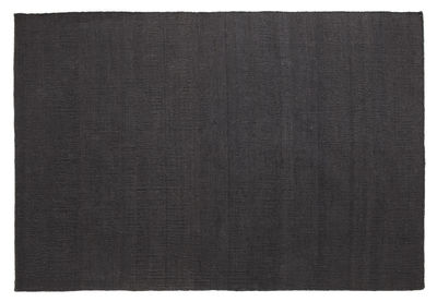 Decoration - Rugs - Natural Vegetal Rug by Nanimarquina - Black - Hessian