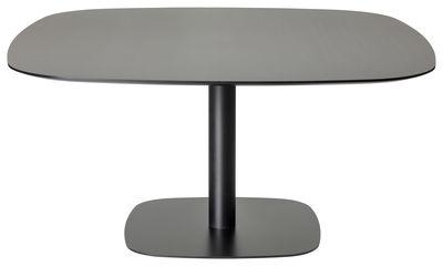 Table Nobis / 150x150 cm - Offecct noir en bois