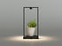 Curiosity Small Wireless lamp - / L 18 x H 35 cm by Artemide