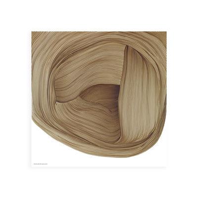 Déco - Stickers, papiers peints & posters - Affiche Ronan Bouroullec - Drawing 5 / 67,5 x 67,5 cm - The Wrong Shop - Sans cadre - Papier premium