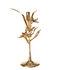 Bergamote Candle stick - / Brass by Pols Potten