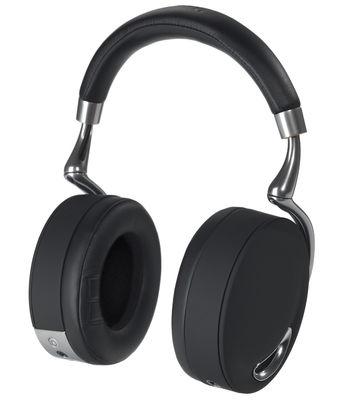 Interni - High Tech - Casco audio senza fili Zik by Starck di Parrot - Nero - Espanso, Materiale plastico