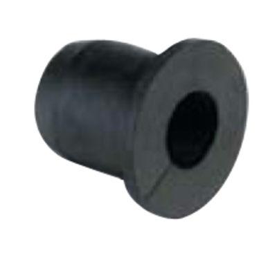 Clip adaptateur Cube pour mât Ø 30 à 40 mm - Symo noir en matière plastique