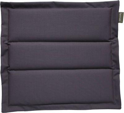 Coussin d´extérieur / Pour chaise et fauteuil Luxembourg & Monceau - Fermob prune en tissu