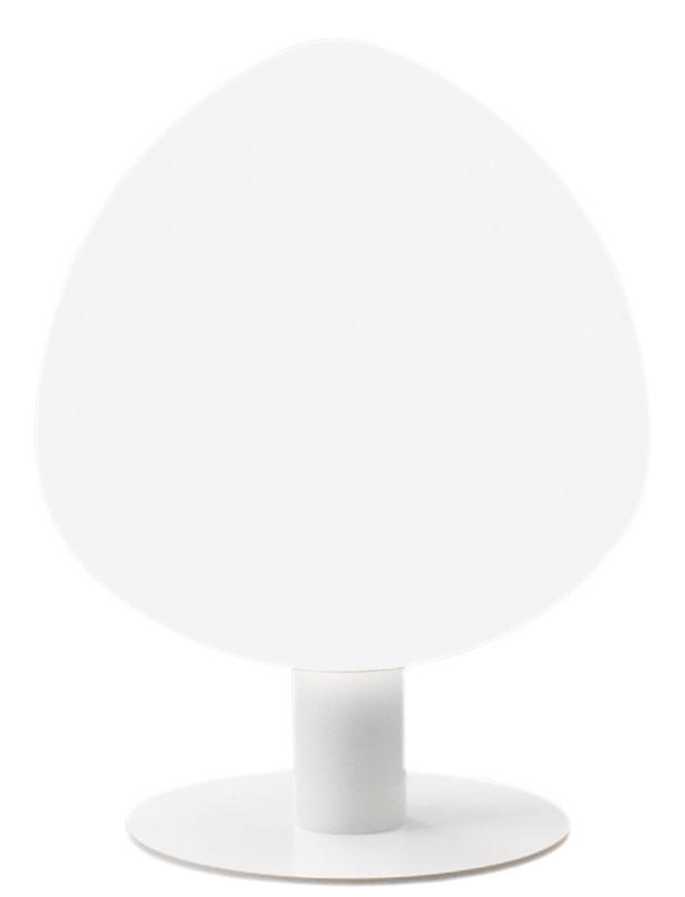 Luminaire - Luminaires d'extérieur - Lampe Tree / H 64 cm - Vibia - Blanc / Pied blanc - Métal laqué, Polyéthylène