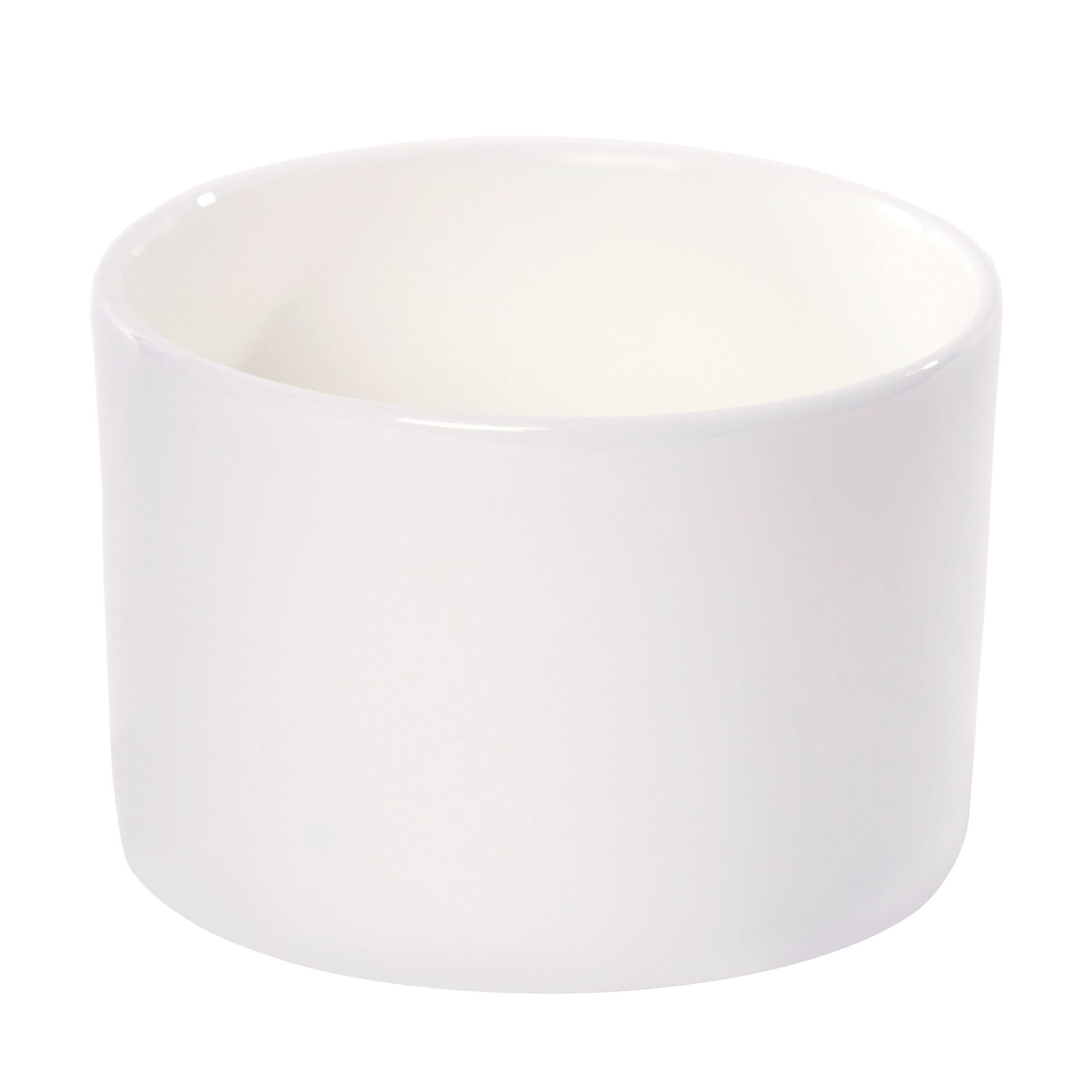 Tableware - Tea & Coffee Accessories - Espresso Juice Mug by Thelermont Hupton - White - China