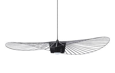 Leuchten - Pendelleuchten - Vertigo Pendelleuchte Ø 200 cm - Petite Friture - Schwarz - Glasfaser, Polyurhethan