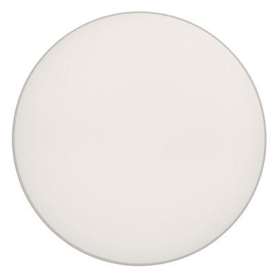 Applique Clara LED / Plafonnier - Ø 60 cm - Flos blanc en matière plastique