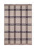 Plaid Checked Wool / Carreaux - Beige - Ferm Living