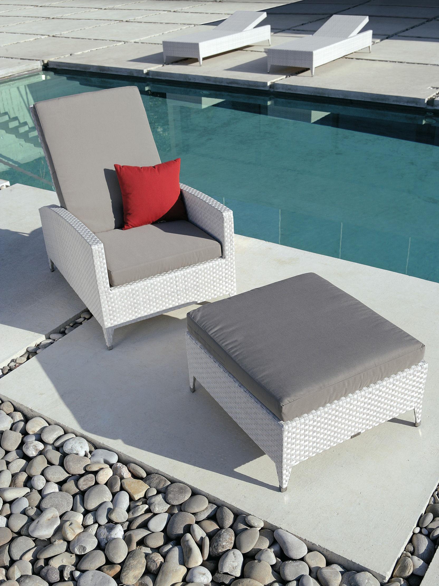 Sessel Transatlantik Von Sifas Weiß L 75 X H 58 Made In Design