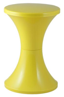 Arredamento - Sgabelli - Sgabello Tam Tam Pop di Stamp Edition - Curry - Polipropilene