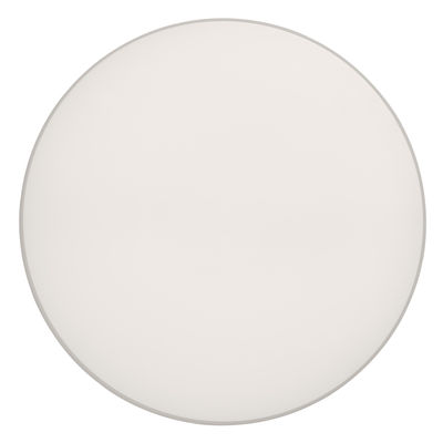 Lighting - Wall Lights - Clara LED Wall light - Ceiling lamp by Flos - Whire disc - Polycarbonate