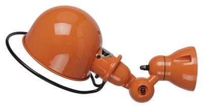 Applique Loft Ø 15 cm - Jieldé orange brillant en métal