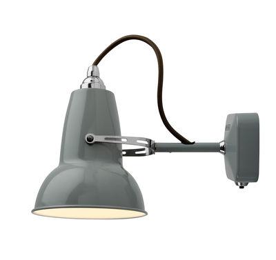Applique Original 1227 Mini / Métal - Anglepoise gris colombe en métal
