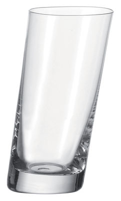 Image of Bicchiere da long drink Pisa di Leonardo - Trasparente - Vetro