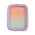Cadre-photo Braid / Rectangle - Polyrésine /  21.5 x 16.5 cm - & klevering