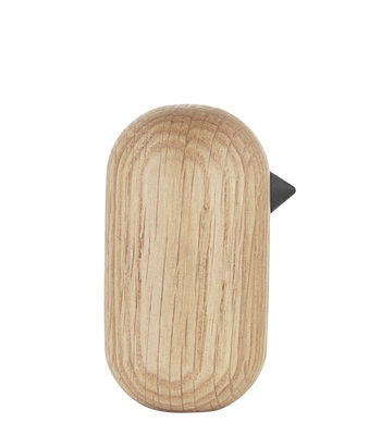 Decoration - Home Accessories - Little Bird Figurine - H 7 x Ø 3,8 cm by Normann Copenhagen - H 7 cm / Oak - Turned solid oak