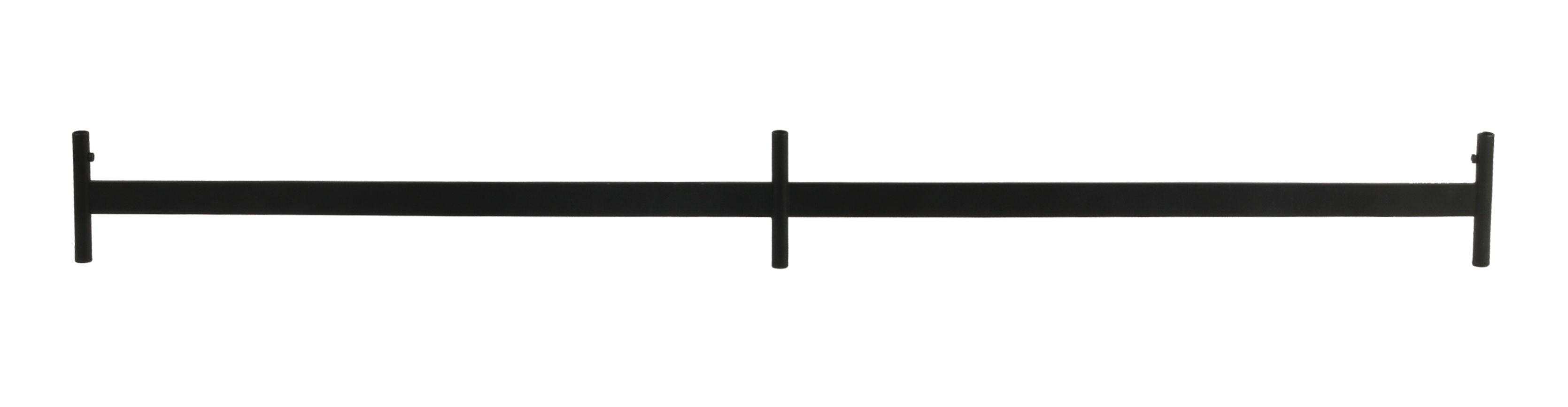 Luminaire - Suspensions - Kit d'assemblage Triana / Pour créer une suspension Triple linéaire - Carpyen - Triple linéaire / Noir - Aluminium