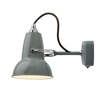 Original 1227 Mini Wandleuchte - Anglepoise - Taubengrau