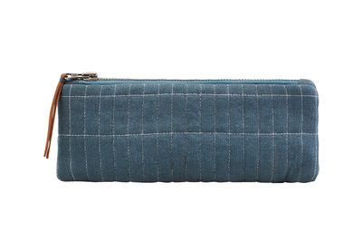 Accessories - Bags, Purses & Luggage - Normal Case - / Fabric by House Doctor - Blue - Cotton, Polyester