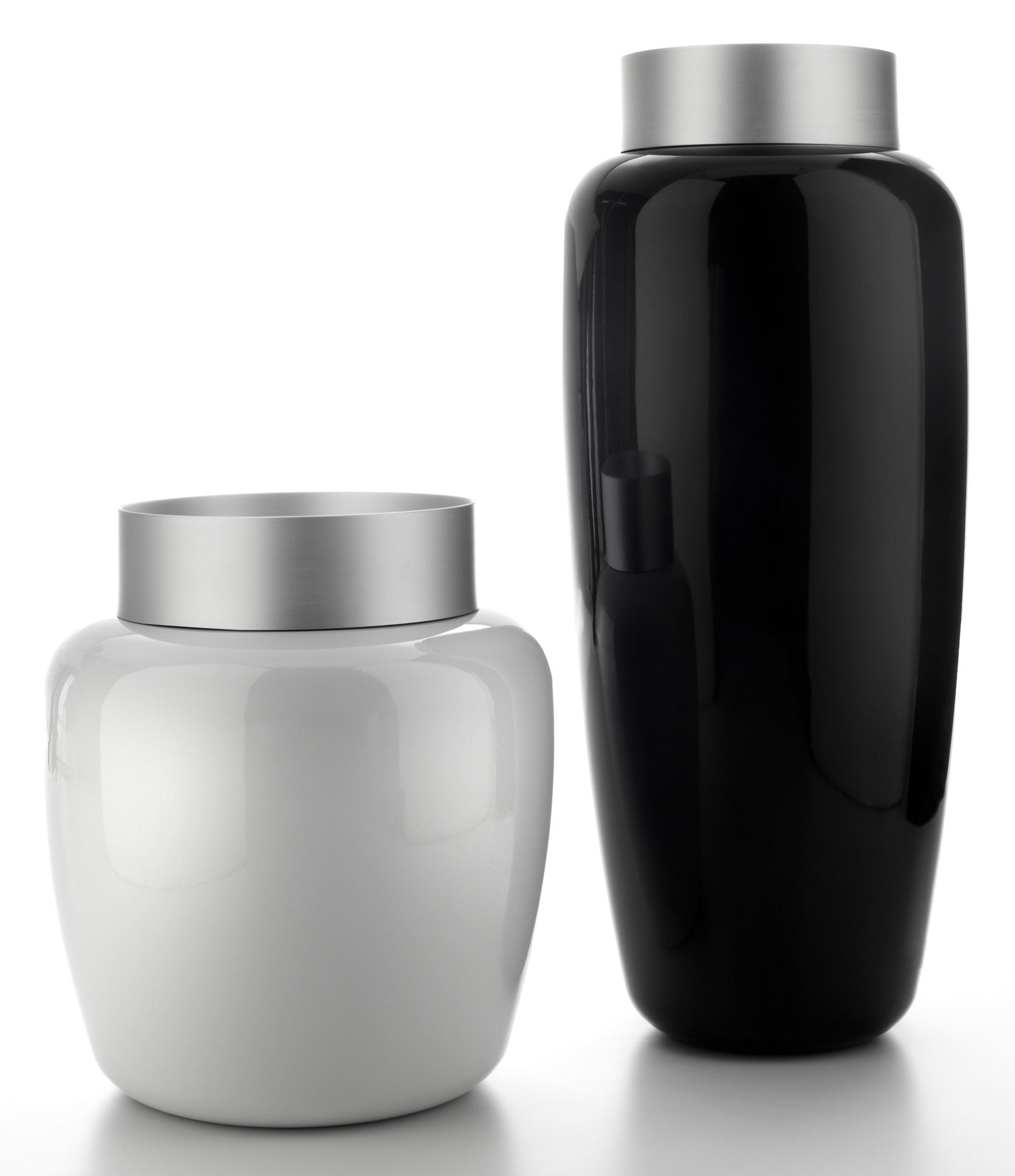 pot de fleurs sevres high h 100 cm blanc mat. Black Bedroom Furniture Sets. Home Design Ideas