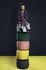 Point Velvet Pouf - / Recycled velours - Ø 50 cm by Fatboy