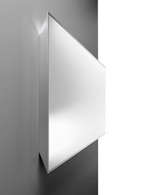 Mirage Specchio Murale 120 X 40 Cm Specchio By Fiam