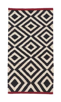 Dekoration - Teppiche - Mélange - Pattern 1 Teppich / 80 x 140 cm - Nanimarquina - 80 x 140 cm / Rautenmuster - Wolle, afghanisch