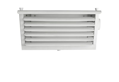 Biny Box LED Wandleuchte / Neuauflage des Originals aus dem Jahr 1957 - L 17 cm - DCW éditions - Weiß